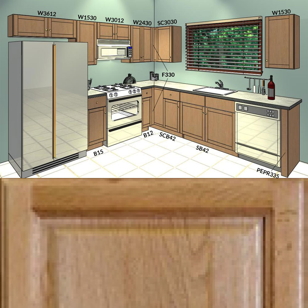 10x10 country oak kitchen cabinets group sale 1 cabinet for 10 x 10 kitchen cabinets
