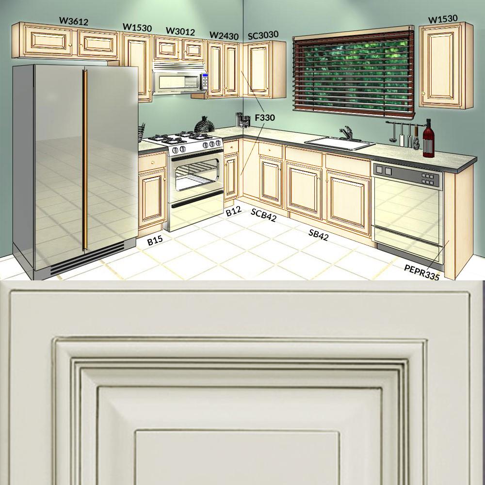 Wholesale Kitchen Cabinet: 10x10-signature-pearl-kitchen-cabinets-group-sale-1
