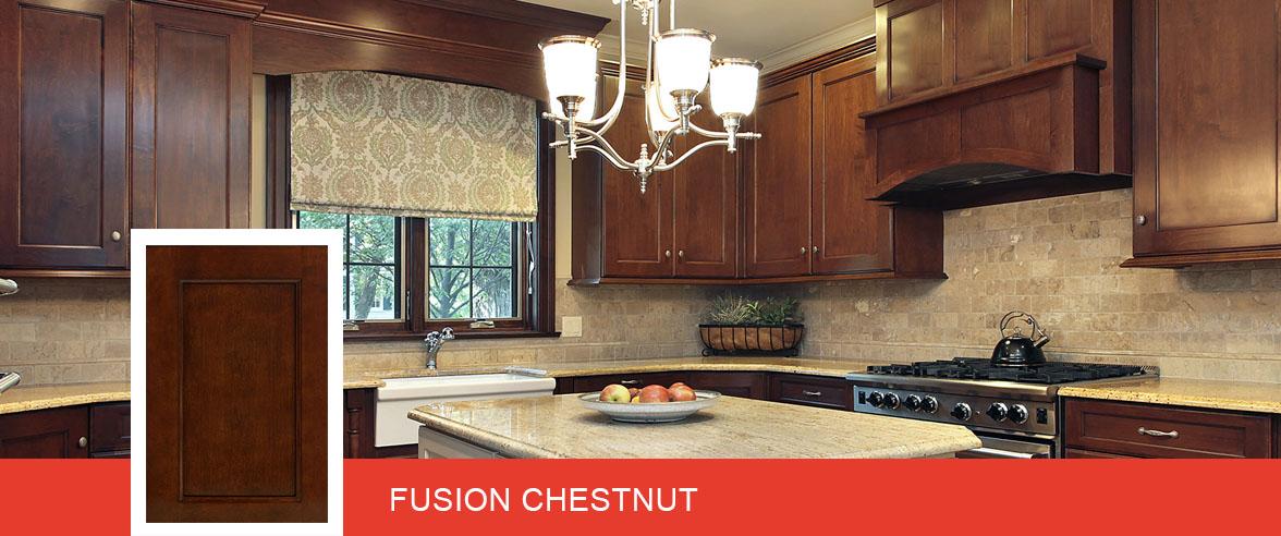 Fabuwood Fusion Chestnut Cabinet Era Wholesale